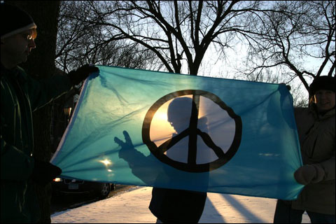 Peaceflag